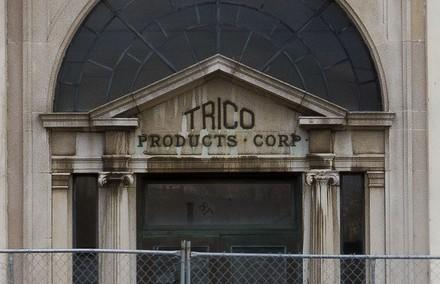 trico entrance